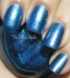 Nicole by OPI's ALit-Teal Bit of Love