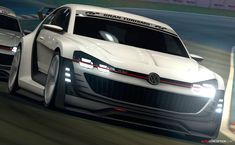 VW 'GTI Supersport' Vision Gran Turismo Concept