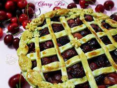 ©Oggi vi cucino così!: Balsamic #Cherry #Pie per Re-cake #9