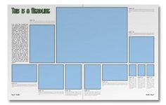 sports section yearbook layout ideas - Google Search