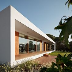90 Fachadas de Casas Térreas: Modelos e Fotos Incríveis #casasdecampominimalistas
