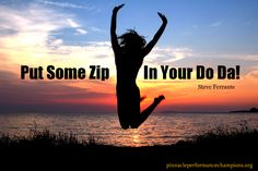 Put Some Zip In Your Do Da! Click Pic for the full scoop