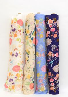 nani iro. designed by Naomi Ito I want...maybe I should start making things with my fabric hoard before I buy more, sigh...
