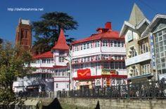 Post Office Shimla