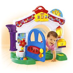 Fisher-Price Laugh & Learn™ Learning Home™