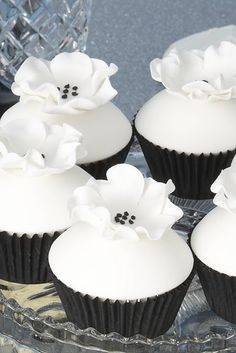 beautiful cupcakes from Sweet cupcakes and treats