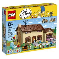 Lego – The Simpsons – 71006 – La Maison des Simpson | Your #1 Source for Toys and Games