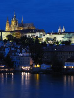It's a beautiful world Prague
