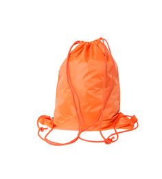 """Galata Bicycle"" Orange Sackpack for $19,90"