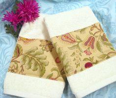 Waverly IMPERIAL DRESS  Antique New Fabric Custom by Sew1Pretty