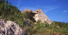 French-pyramid:  Who Built The Mysterious Pyramid of the French Riviera?