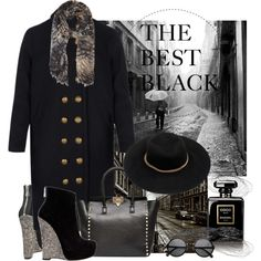 """""""The best BLACK"""" by maria94gomel on Polyvore"""