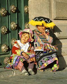 Peru...MS-3260 - ID: 42779 © Jim  Zuckerman