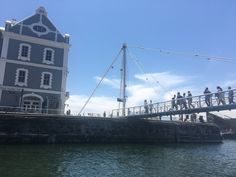 V&A Waterfront V&a Waterfront, Boulder Beach, Cape Town South Africa, Tower Bridge, Bouldering, Travel, Viajes, Destinations, Traveling