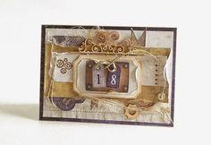 Męska kartka / Men card