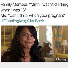 #thanksgivingwithblackfamilies #thanksgivingclapblack follow for more clap backs