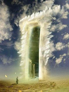 Entry to another world...This is awesome indeed!! ♥♥♥