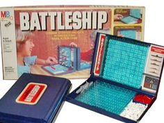 What We Did in Mutual: Life-Size Game - Battleship