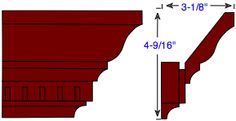 Crown molding-DIY