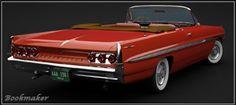 """1961 Chevrolet Sport Coupe """"Bubbletop"""""""