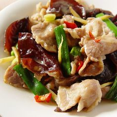 【厚生廚房】薑香肉片炒木耳食譜、作法   厚生市集的多多開伙食譜分享