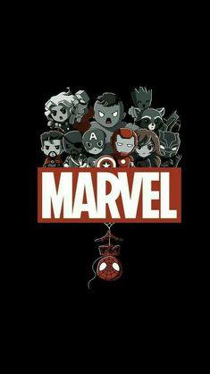 Marvel Universe 828169818959079611 - Fond d'écran Mini Avengers Wallpaper / Marvel Wallpaper / spiderman / – Euror Source by eurorfrance