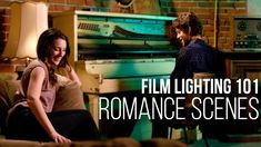 Today we're creating two lighting setups and recreating a third scene inspired by La La Land! Lighting Setups, Video Lighting, Cinematic Lighting, Lighting Techniques, Cinematography, Romance, Film, Tv, Youtube