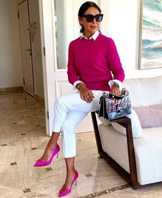 Business Casual Outfits, Classy Outfits, Chic Outfits, Fall Outfits, Fashion Wear, Look Fashion, Fashion Outfits, Womens Fashion, Mature Fashion