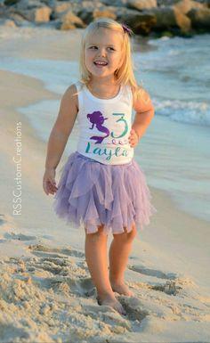 Mermaid Birthday Shirt Toddler Mermaid Birthday Choose Your