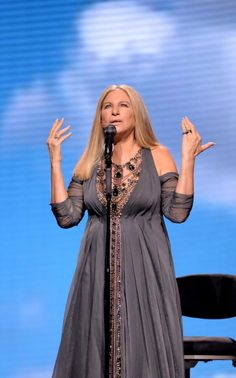 Barbra Streisand, Staples Centre, Los Angeles, review: 'Majestic'. (We just saw her in Las Vegas last night 8/6! Amazing&Beautiful!)