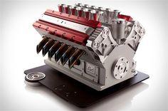 Automotive Art Espresso Veloce V12 Machine