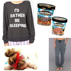 """""""Sometimes I hate being a girl"""" by oknme on Polyvore"""