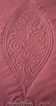 Quilting Stitch Patterns, Machine Quilting Patterns, Quilt Stitching, Quilt Patterns, Quilting Ideas, Quilting Stencils, Longarm Quilting, Free Motion Quilting, Whole Cloth Quilts