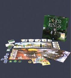 Lord of the Rings Board Game « Game Searches
