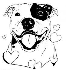 american staffordshire terrier drawing - Google Search