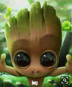 Is this Baby Groot, the baby Baby Groot? He is so adorable 😍 ctto Disney Phone Wallpaper, Cartoon Wallpaper Iphone, Cute Wallpaper Backgrounds, Cute Cartoon Wallpapers, Baby Wallpaper, Wallpaper Wallpapers, Animal Wallpaper, Cute Disney Drawings, Cute Animal Drawings