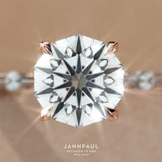 Gold Rings Jewelry, Pearl Jewelry, Jewelery, Ideal Cut Diamond, Diamond Cuts, Diamond Solitaire Rings, Diamond Wedding Bands, Wedding Jewelry, Wedding Rings