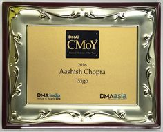 Aashish Chopra from ixigo named Content Marketer Of The Year | TRAVELMAIL