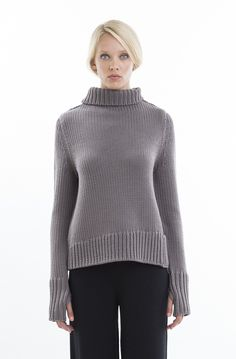 8739fefcf7f N27-as   snap neck turtleneck pullover