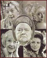 Coronationstreet....this lady gave me a nightmare I will never forget!