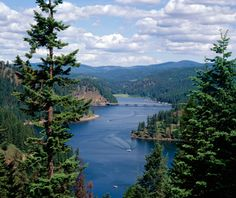 America's Best Lake Vacations: Coeur d'Alene