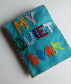 Handmade Quiet Book von NWCrafts014 auf Etsy