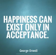 #happiness can #exist only in #acceptance.. #life #inspiration #motivation #quotes #thedailylife