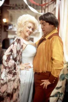 89340d7b46529 Dolly Parton & Dom Deluise Best Little Whorehouse in Texas 1982 Country  Music Singers,