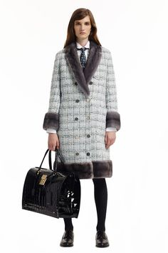 See the Thom Browne pre-autumn/winter 2015 collection