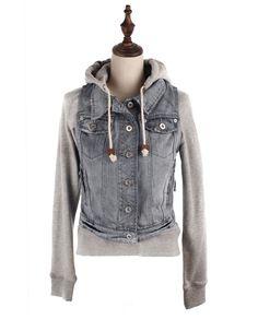 jeans pocket vest