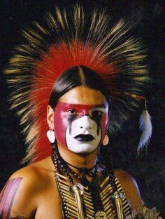 from Aboriginal & Tribal Nation News Native American Face Paint, Native American Warrior, Native American Regalia, Native American Pictures, Native American Artwork, Native American Beauty, American Indian Art, Native American History, American Indians