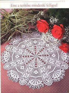 crochet - toalhinhas várias - assorted doilies - Raissa Tavares - Веб-альбомы Picasa
