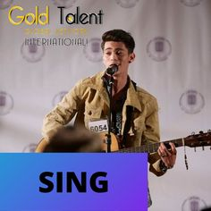 We are looking for our next TOP Singer! Are you ready to be discovered? Book your space now Singing Auditions, Top Singer, Steps To Success, Going For Gold, Arts And Entertainment, Space, Books, Floor Space, Libros