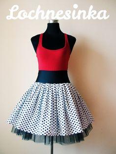 Sukýnka NESSIE DOT kolová no.8 No 8, Cheer Skirts, Ballet Skirt, Fashion, Moda, Tutu, Fashion Styles, Fashion Illustrations, Ballet Tutu